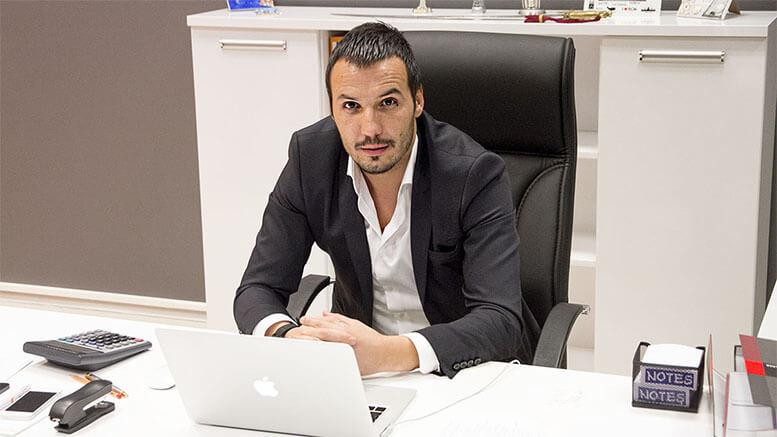 Mr. Erkan Ozgur is Nukon Bulgaria General Manager