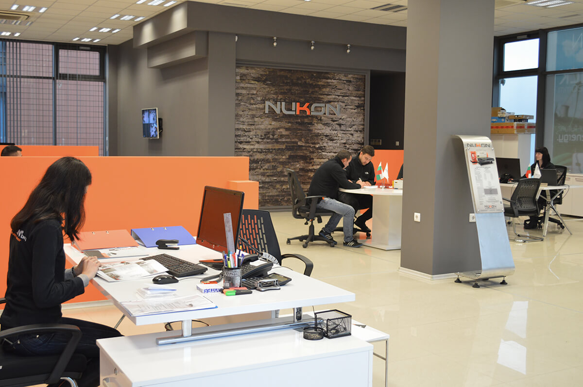 Nukon Bulgaria office