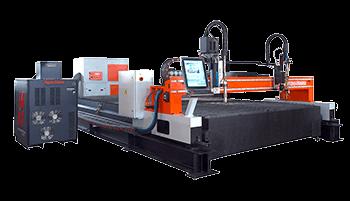 Mашини за плазмено рязане Nukon - Oxy-plasma