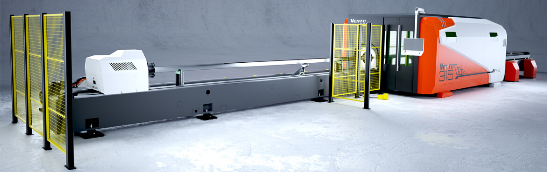 Mашини за лазерно рязане Nukon